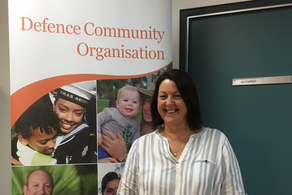 Fostering a strong community in remote locations like RAAF Tindal is an important part of family support. Debbie Marshall, Defence Community Organisation (DCO) Family Liaison Officer (FLO) at RAAF Tindal plays an important role supporting and engaging wit
