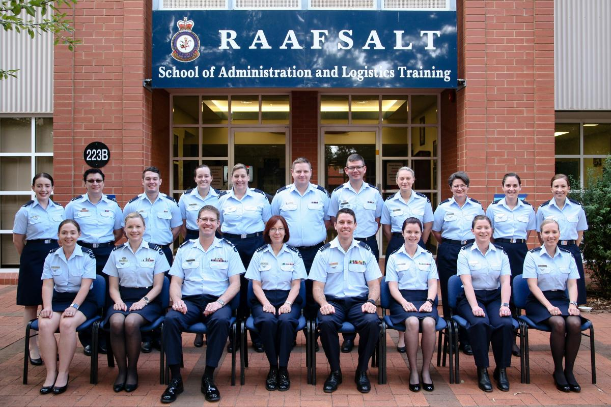 The Air Force Personnel Capability workforce is set for an impressive boost with RAAF School of Administration and Logistics Training (RAAFSALT) helping significantly more students through their Personnel Capability Initial Employment Training (IET).